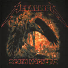 metallica death magnetic t shirts