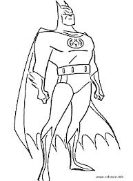 batman to color