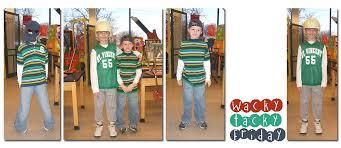 wacky tacky outfits