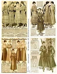 1901 fashion