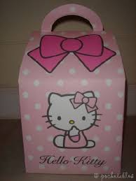 hello kitty boxes