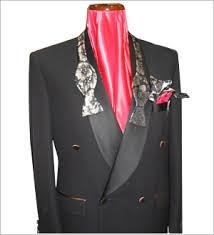 pin stripe tuxedo