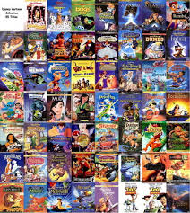 disney animated pictures