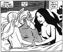 comic drawing