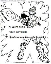 dibujos de power rangers