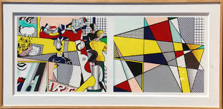 lichtenstein artwork