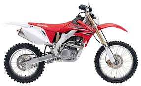 honda 250 dirt bikes
