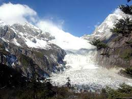 picture of glaciers