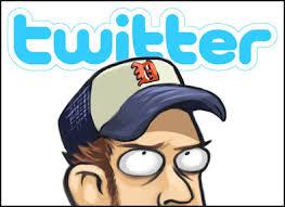 cara mengganti layout twitter, background twitter