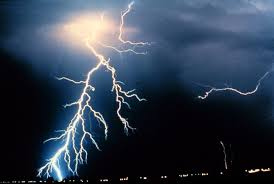 lightning and thunder storms