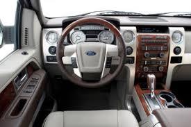 f150 interior