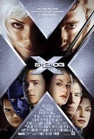 x men movie poster