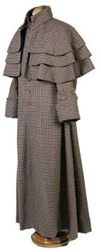 coat cape