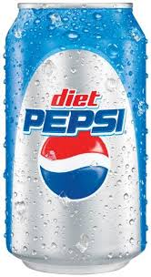 new diet pepsi can