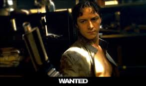 james mcavoy wanted