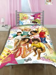high school musical bedspread