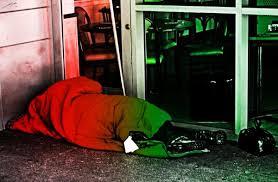 photographs of homeless