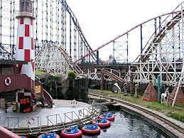 blackpool theme parks