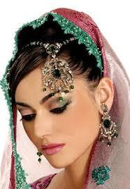 bridal makeup indian