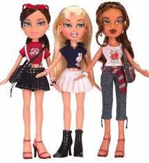 bratz dolls clothing