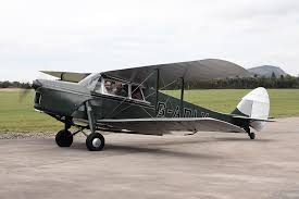 hornet moth airplane