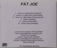 Fat Joe - Here's A Little Story