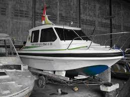 kapal fiber