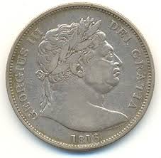 george third coins