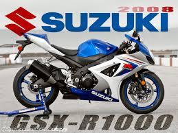 suzuki gsxr1000 08