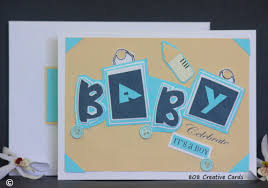homemade baby shower invites