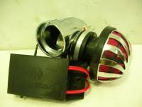 electric turbo charger
