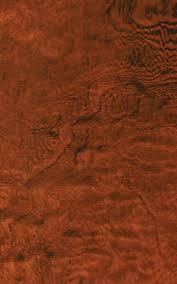 mahogany panels