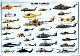 helicopters models