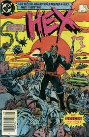 hex comic