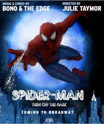 spiderman the musical