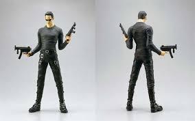 matrix action figure