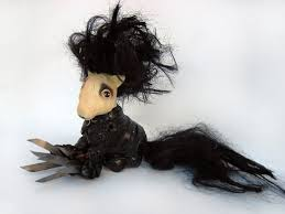 edward scissorhands toy