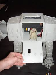 custom star wars figure