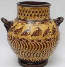 greek pottery vases