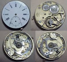 antique watch parts