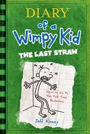 diary of wimpy kid last straw
