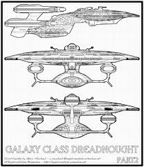 dreadnought star trek