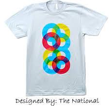 indie rock tshirts