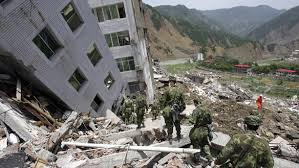 chinese earthquake pictures