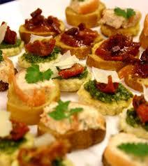 bocadillos salados