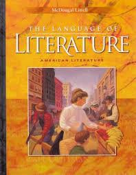 language of literature textbook