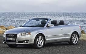 2005 audi a4 convertible