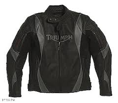 triumph arrow jacket