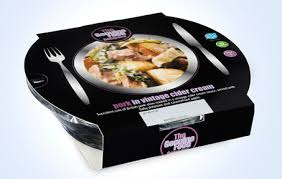 chilled ready meals