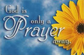 prayer sayings
